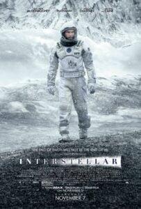 Interstellar - best sci-fi Movies