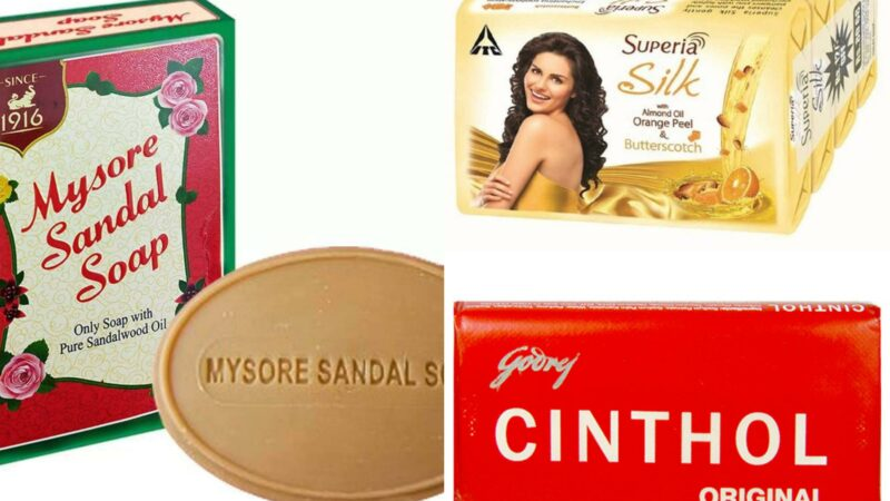 Top 6 Bathing Soap Brands in India ( 2020 )