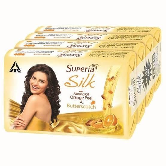 superia silk soap