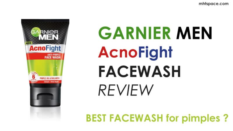 Garnier Men Acno Fight Facewash Review ! – Pimples and Acne