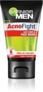 garnier acno fight Facewash