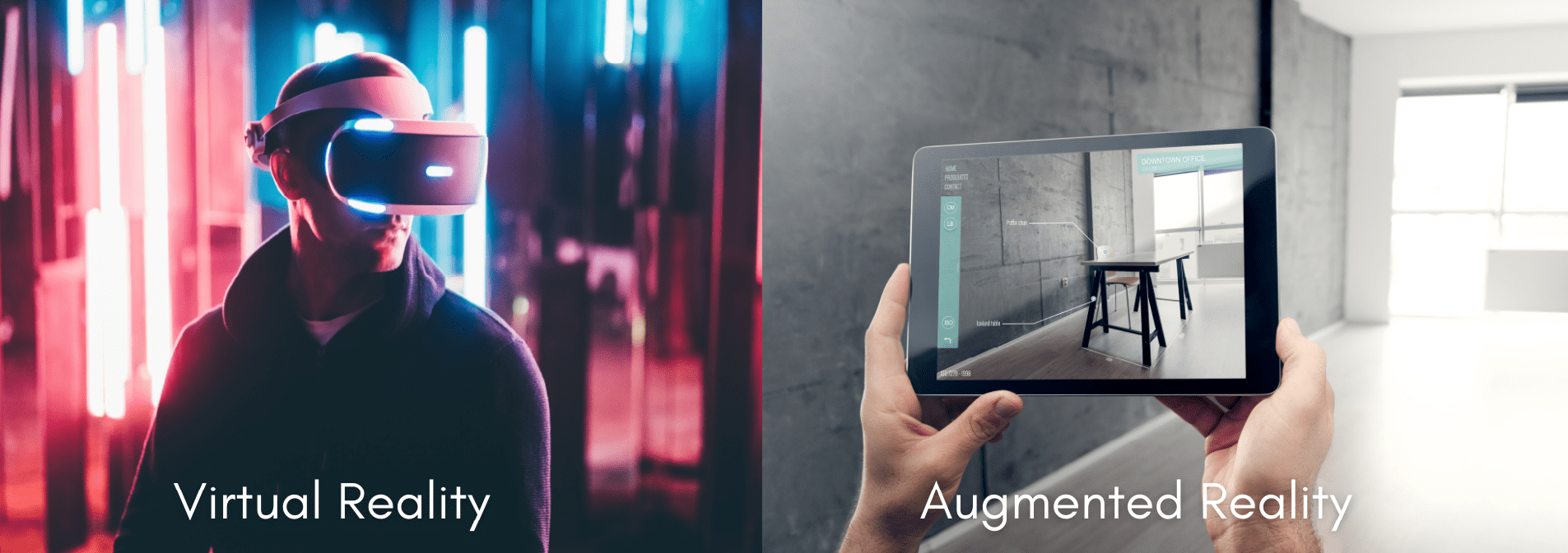 Virtual Reality and Augmented Reality technology trends in 2020s