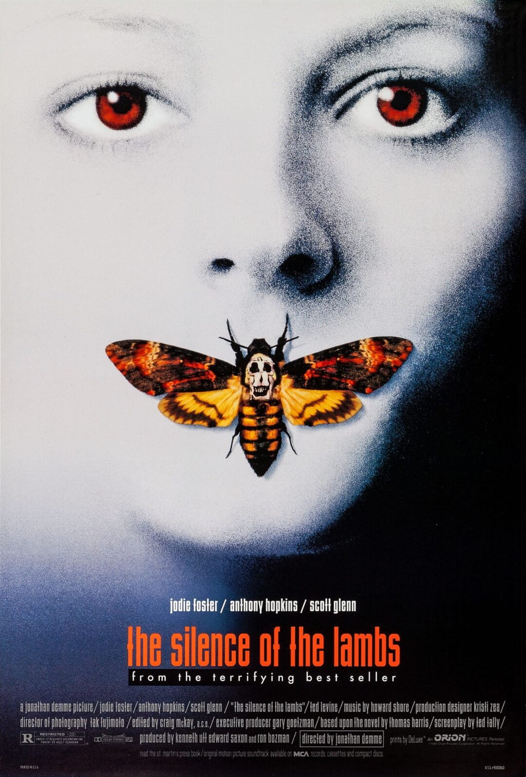 The Silence of the Lambs best thriller movies