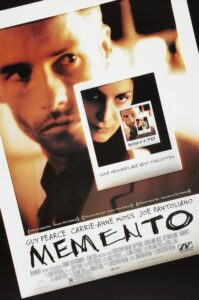 memento best thriller movie