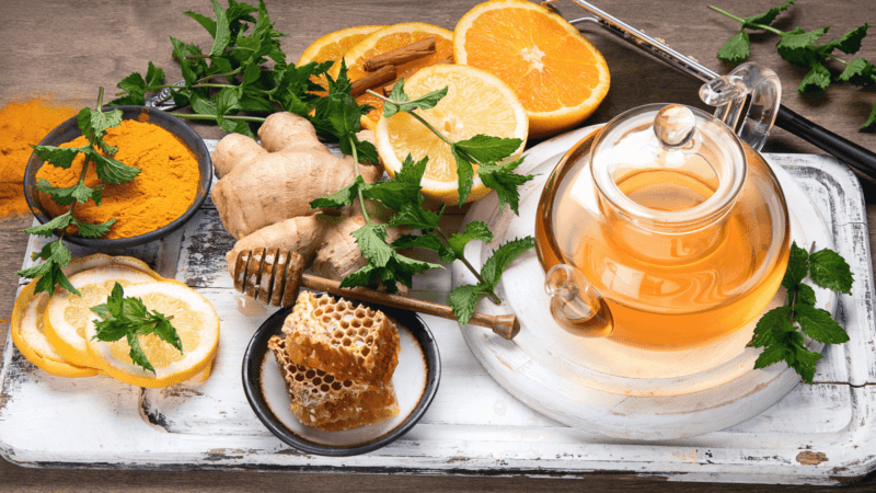 10 Best Foods That Boost your Immune System