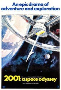 2001 A Space Odyssey scifi movie