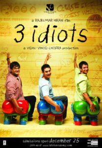 3 Idiots best indian film