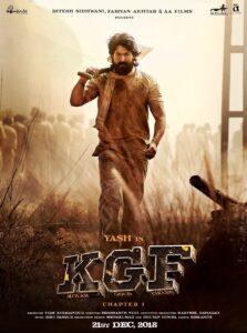 KGF best indian film
