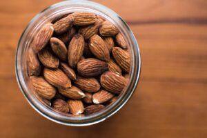 almonds immune boost food