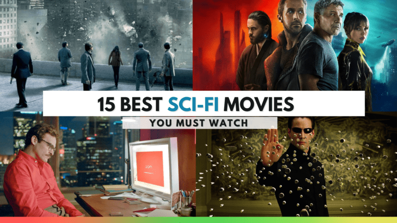 15 Best Sci-Fi Movies of All Time You Must Watch