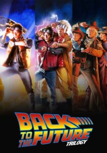back to the future series best scifi movie