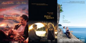Before Sunrise, Before Sunset, Before Midnight