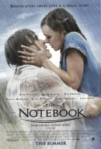The Notebook best romantic movie