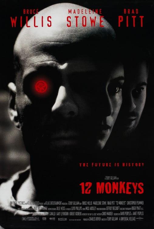12 Monkeys post-apocalyptic movie