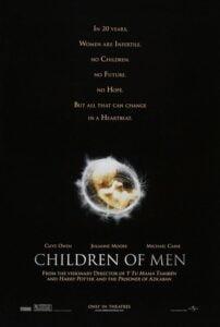 Children of Men best post-apocalyptic movies