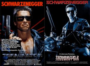 Terminator post-apocalyptic movie