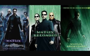 The Matrix post apocalyptic movie