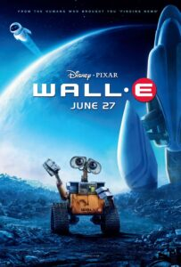Wall-E best post-apocalyptic movies