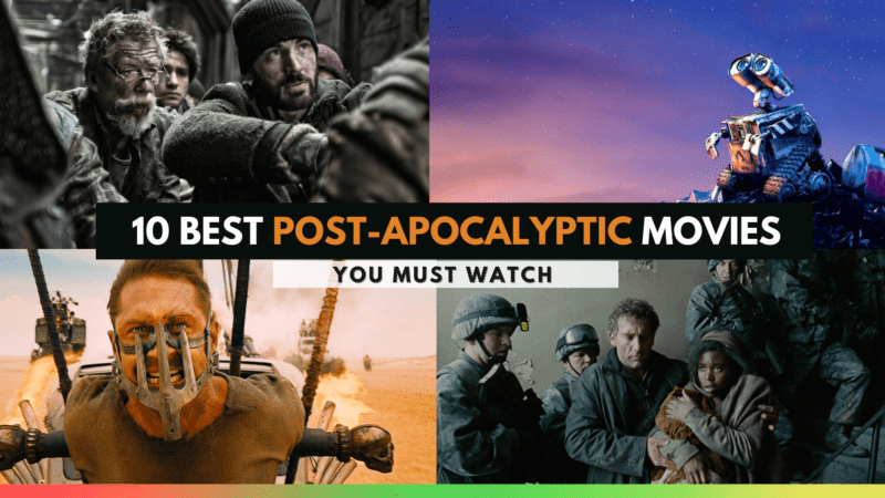 10 Best Post Apocalyptic Movies You Must Watch