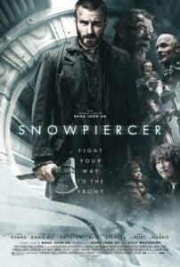 snowpiercer post apocalyptic movie