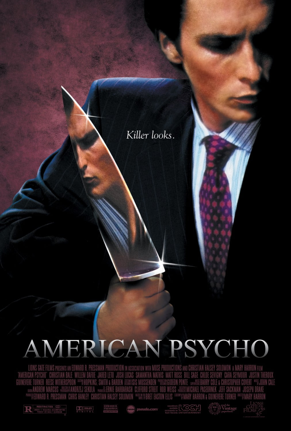 american psycho best open ending movies