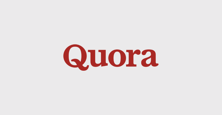 quora to find blog post ideas