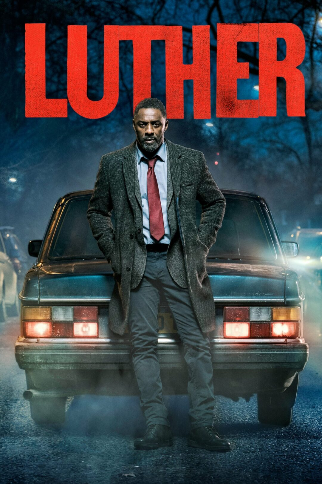 Luther best prime web series