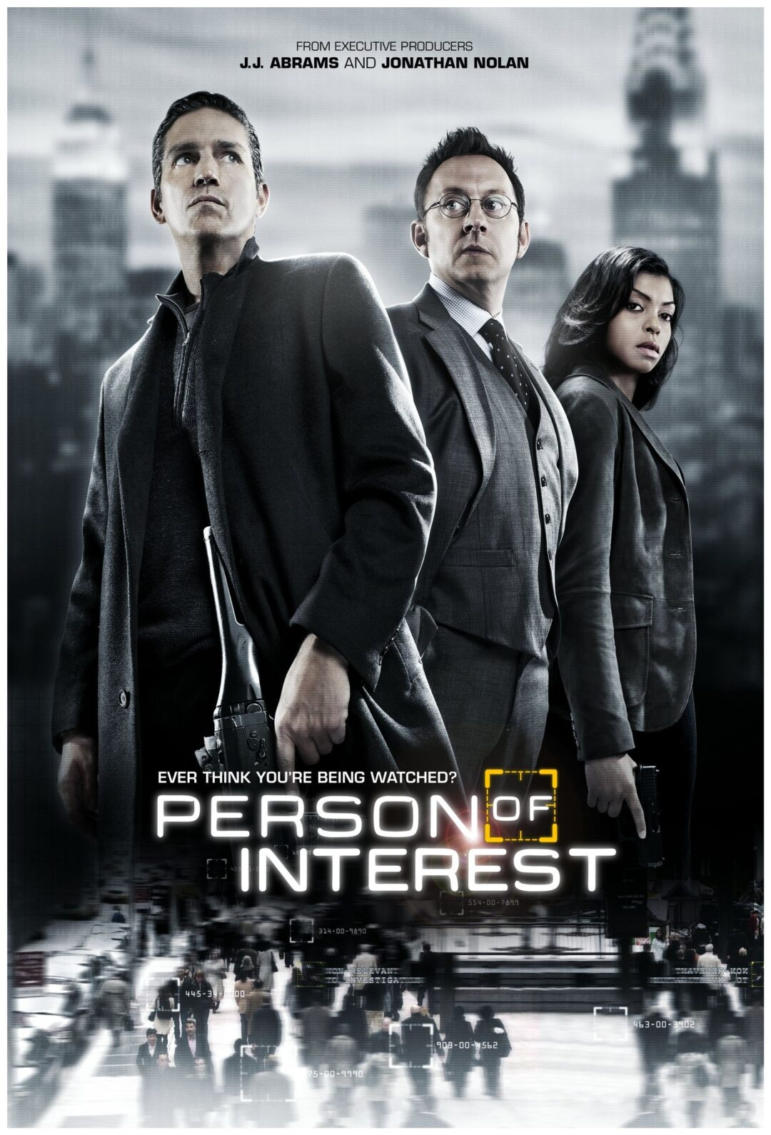 Person of Interest best prime web series