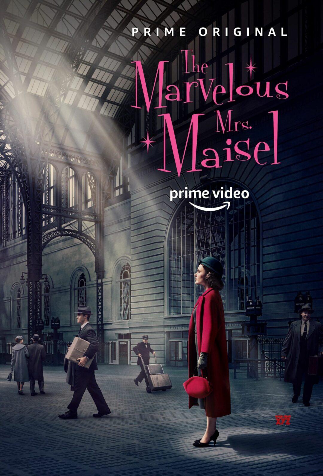 The Marvelous Mrs. Maisel prime web series