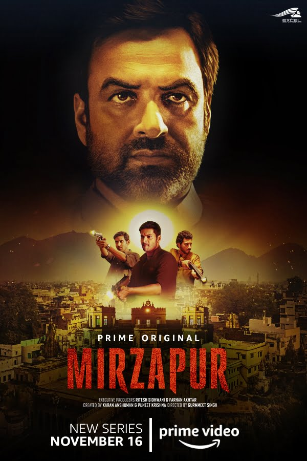mirzapur best indian webseries