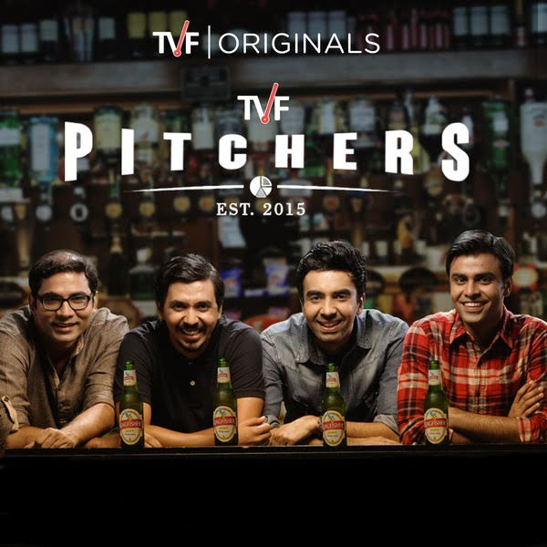 tvf pitchers best indian web series 2021