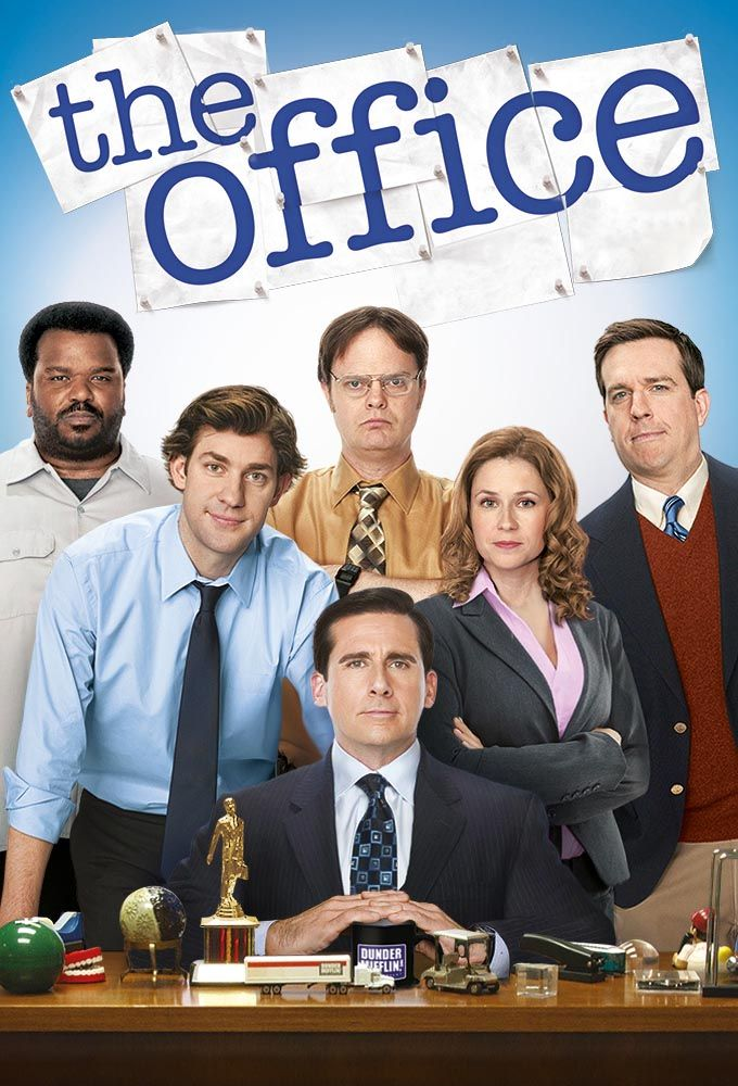 The Office best sitcoms