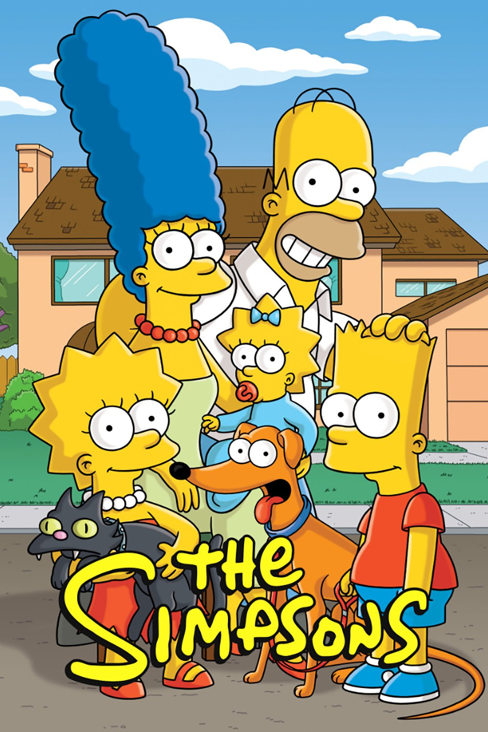 The Simpsons best sitcoms