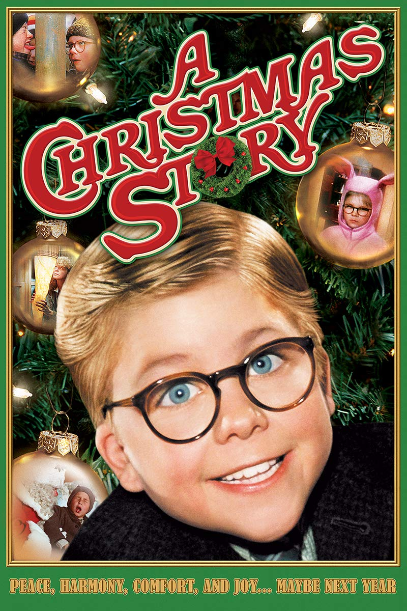 A Christmas Story best christmas movies