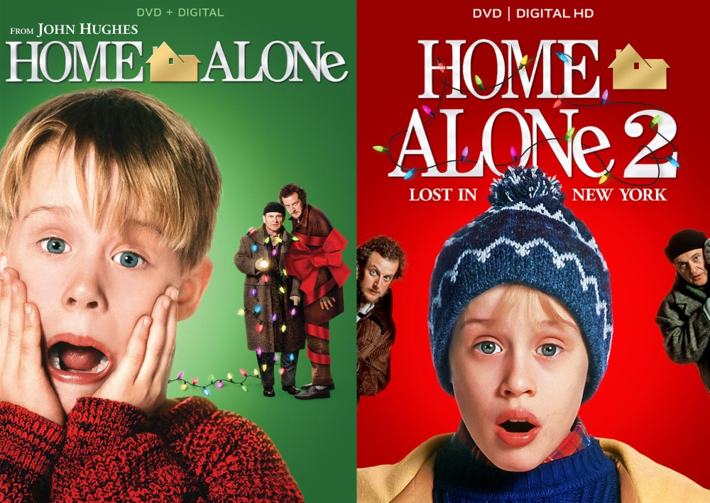 Home Alone best christmas movies