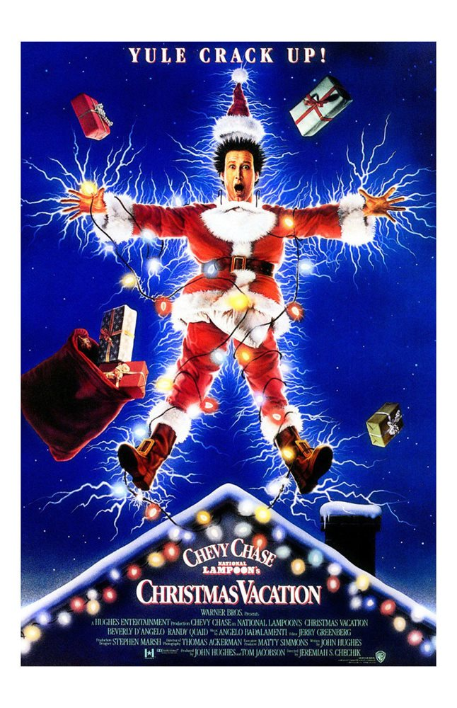 National Lampoon's Christmas Vacation best christmas movies