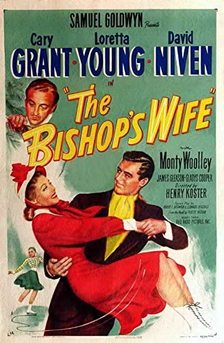 the bishop's wife film