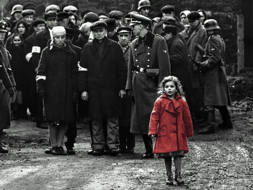 Schindler's List best inspirational movies