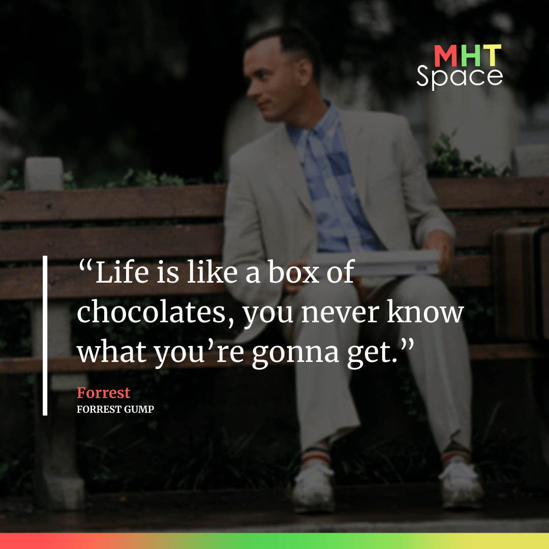 Forrest Gump Powerful Movie Quotes