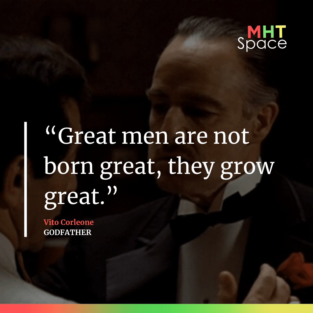 Godfather Powerful Movie Quotes