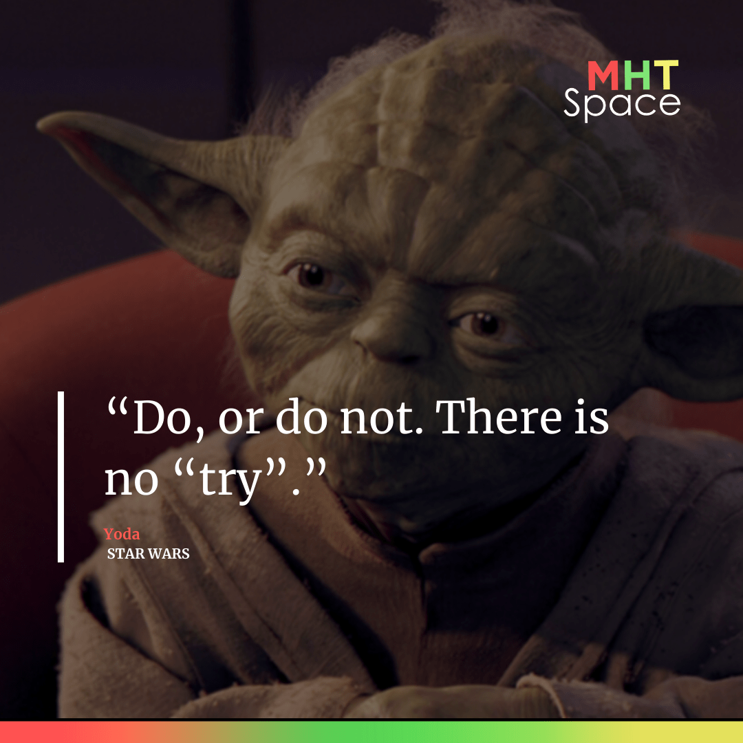 Star Wars Powerful Movie Quotes