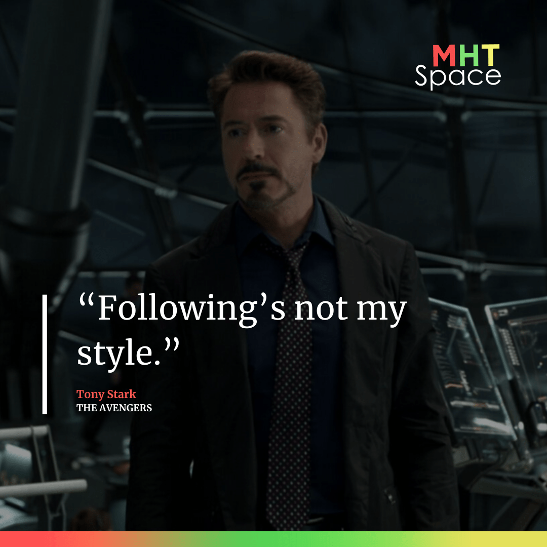 The Avengers Powerful Movie Quotes