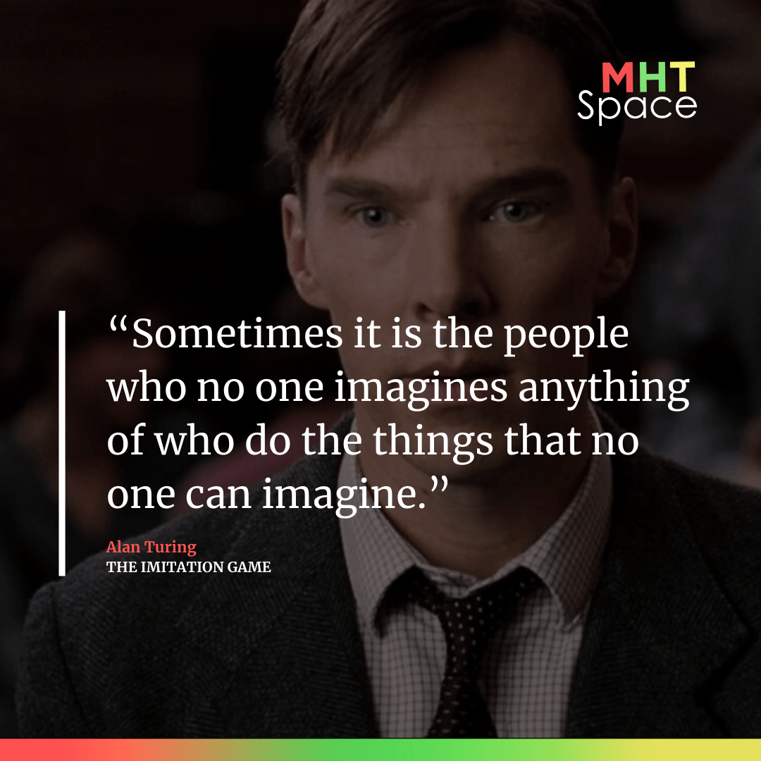 The Imitation Game Powerful Movie Quotes