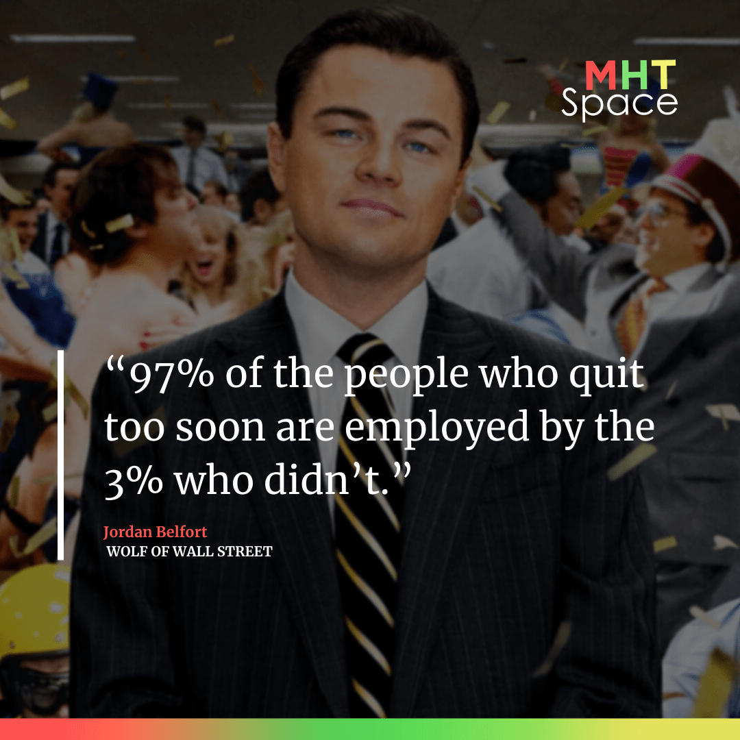 Wolf Of Wall Street Powerful Movie Quotes