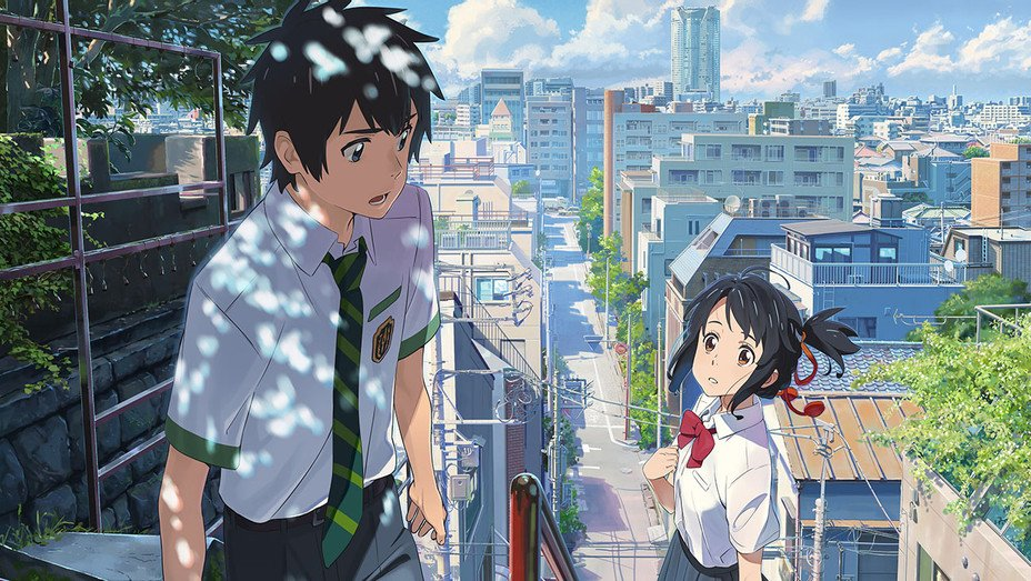 Your Name best animated movies