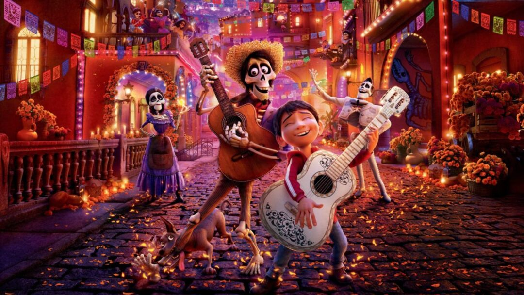 coco best animated movies