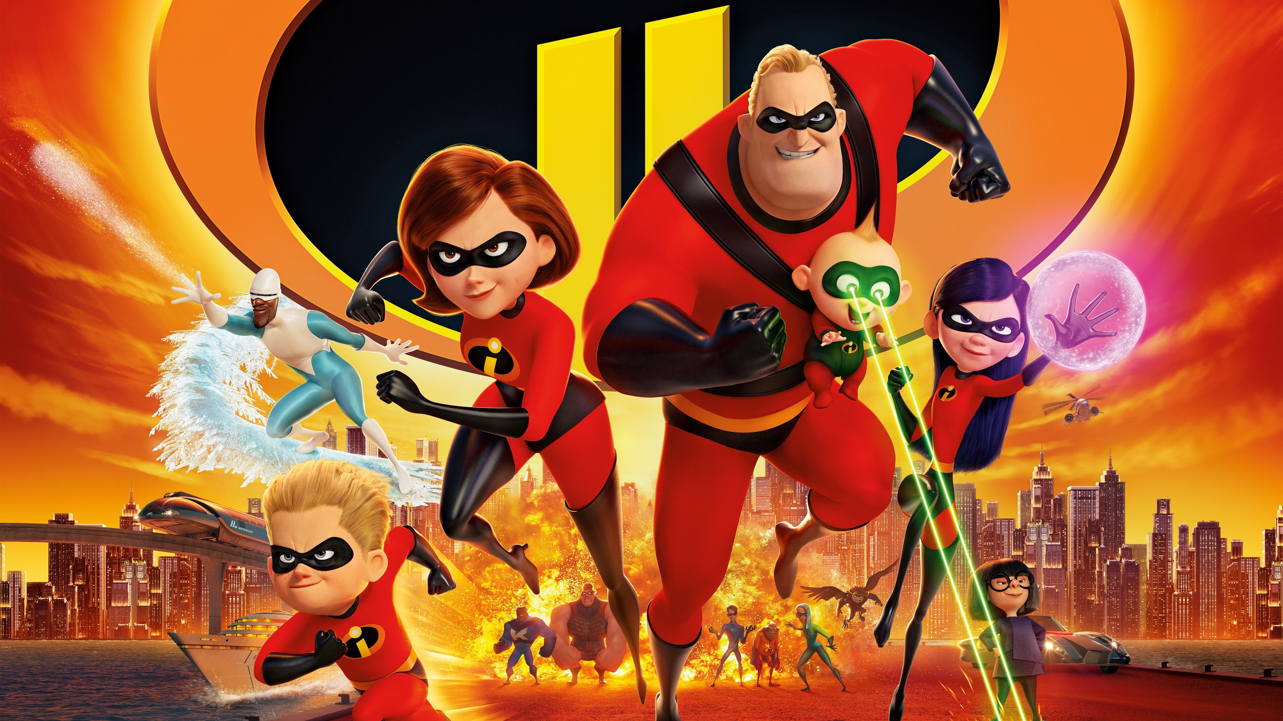 the incredibles best animated movies