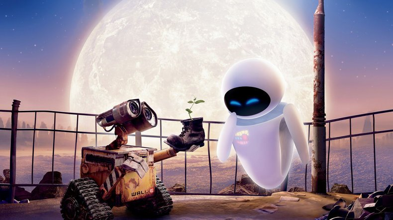 walle best animted movies