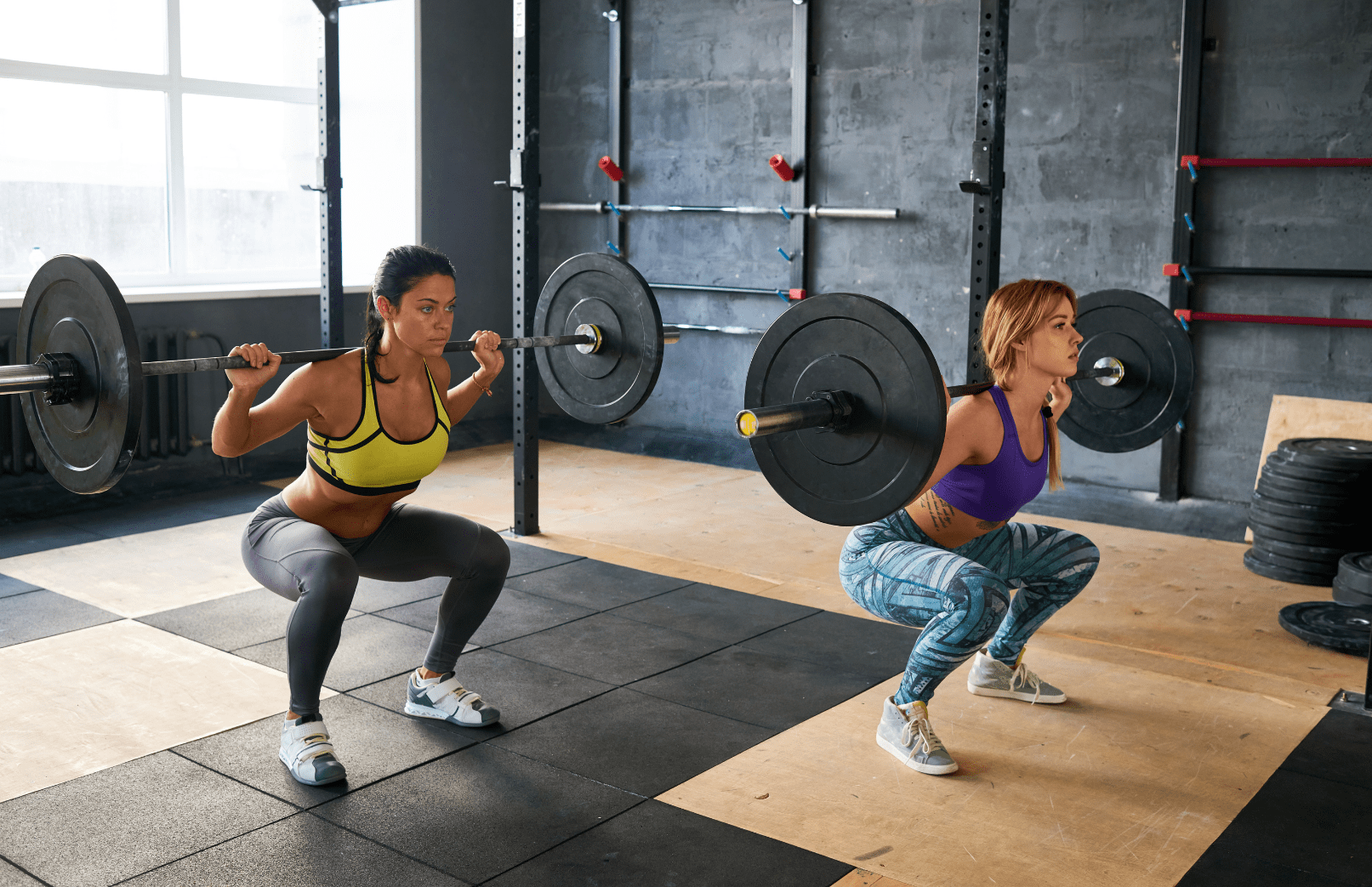 Bodyweight Squats To Tone Your Legs
