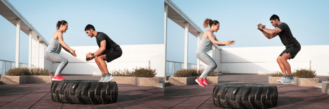 Squat Jumps How To Tone Your Legs